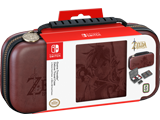 RDSI - Switch - Game Traveler Deluxe Travel Case - Zelda Brown - Package