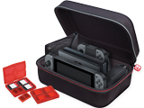 RDSI - Switch - Game Traveler Deluxe System Case - Black - Items