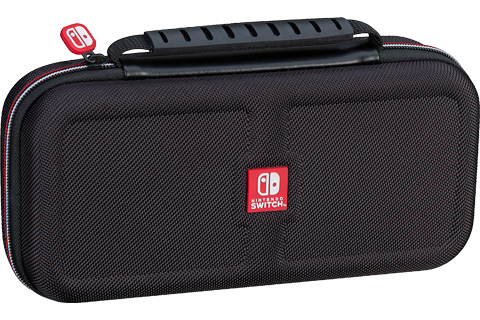 RDSI - Switch - Game Traveler Deluxe Travel Case - Black - Closed