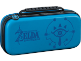 RDSI - Switch - Game Traveler Deluxe Travel Case - Sheikah Eye - Blue - Closed