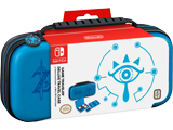 RDSI - Switch - Game Traveler Deluxe Travel Case - Sheikah Eye - Blue - Package