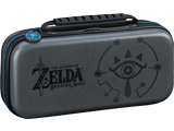 RDSI - Switch - Game Traveler Deluxe Travel Case - Sheikah Eye - Gray - Closed