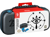 RDSI - Switch - Game Traveler Deluxe Travel Case - Sheikah Eye - Gray - Package