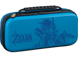 RDSI - Switch - Game Traveler Deluxe Travel Case - Link - Blue - Closed