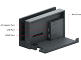 Dock - Labeled Diagram - Back - Nintendo Switch