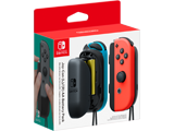 Joy-Con AA Battery Pack - Nintendo Switch - Neon Blue L + Neon Red R - Package