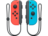 Joy-Con - Nintendo Switch - Neon Red L + Neon Blue R - Straps
