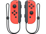 Joy-Con - Nintendo Switch - Neon Red R + L - Straps