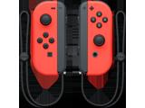 Joy-Con - Nintendo Switch - Neon Red R + L - Straps