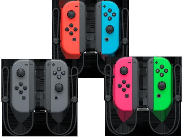 Joy-Con - Nintendo Switch - L + R - Fan - 4 - 2