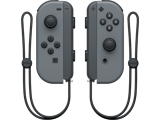 Joy-Con - Nintendo Switch - Gray L + R - Straps