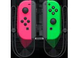 Joy-Con - Nintendo Switch - Neon Pink L + Neon Green R - Straps