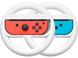 Wheels - Joy-Con - Nintendo Switch - Neon Blue L + Neon Red R - White - Merge