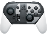 Pro Controller - Nintendo Switch - Super Smash Bros. Ultimate - Front