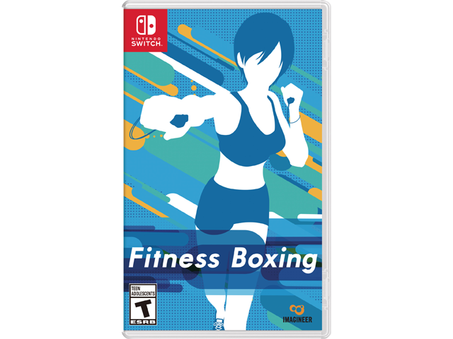 Fitness Boxing Box Art
