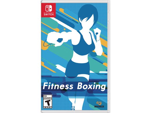 Fitness Boxing Box Art