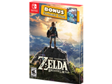 The Legend of Zelda: Breath of the Wild Starter Pack (Switch) Box Art