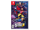 MARVEL ULTIMATE ALLIANCE 3: The Black Order Box Art