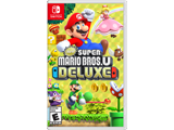 New Super Mario Bros. U Deluxe Box Art