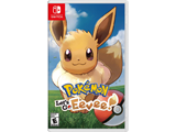 Pokemon: Let's Go Eevee