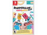 Snipperclips Plus: Cut It Out Together Box Art