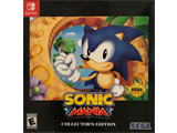 Sonic Mania Collector's Edition Box Art - Front