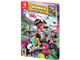 Splatoon 2 Starter Pack Box Art