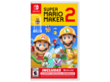 Super Mario Maker 2 Bundle US Box Art