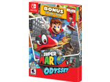 Super Mario Odyssey Starter Pack Box Art