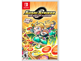 Sushi Striker - The Way of Sushido (Switch) Box Art