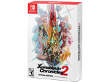 Xenoblade Chronicles 2 Special Edition Box Art