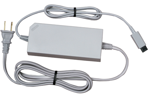 AC Adapter - Wii