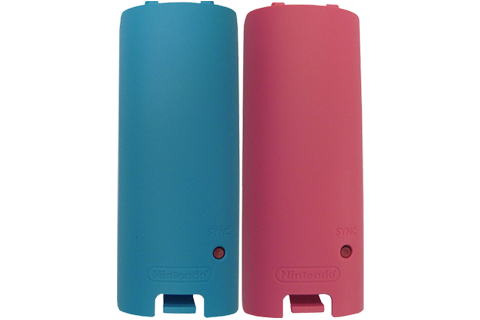 Battery Cover - Wii Remote - Multicolor - Sync