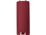 Battery Cover - Wii Remote - Red