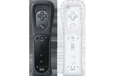 Wii Remote - Black + White - In Jacket