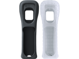 Wii Remote Jacket - Black + White - Short