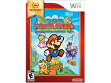 Super Paper Mario - Nintendo Selects Box Art