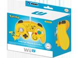 Hori Wii U Battlepad - Pikachu - Package