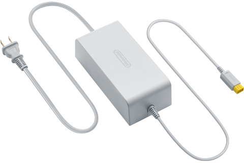 AC Adapter - Wii U