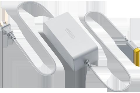 AC Adapter - Wii U