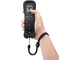 Wii Remote Plus - Black - Lifestyle