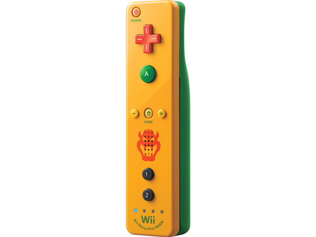 Wii Remote Plus - Bowser