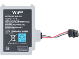 Battery Pack - Wii U GamePad - Standard Capacity