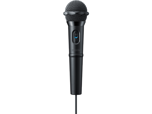 Microphone - Wired - Wii U