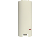 Battery Cover - Wii Remote - White - Sync