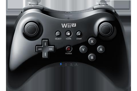 Wii U Pro Controller - Black