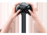 Wii U Pro Controller - Black - Lifestyle