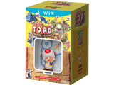 Captain Toad: Treasure Tracker + Toad amiibo Box Art