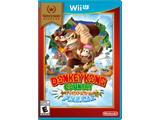 Donkey Kong Country: Tropical Freeze - Nintendo Selects (Wii U) Box Art