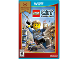 Lego City Undercover - Nintendo Selects (Wii U) Box Art